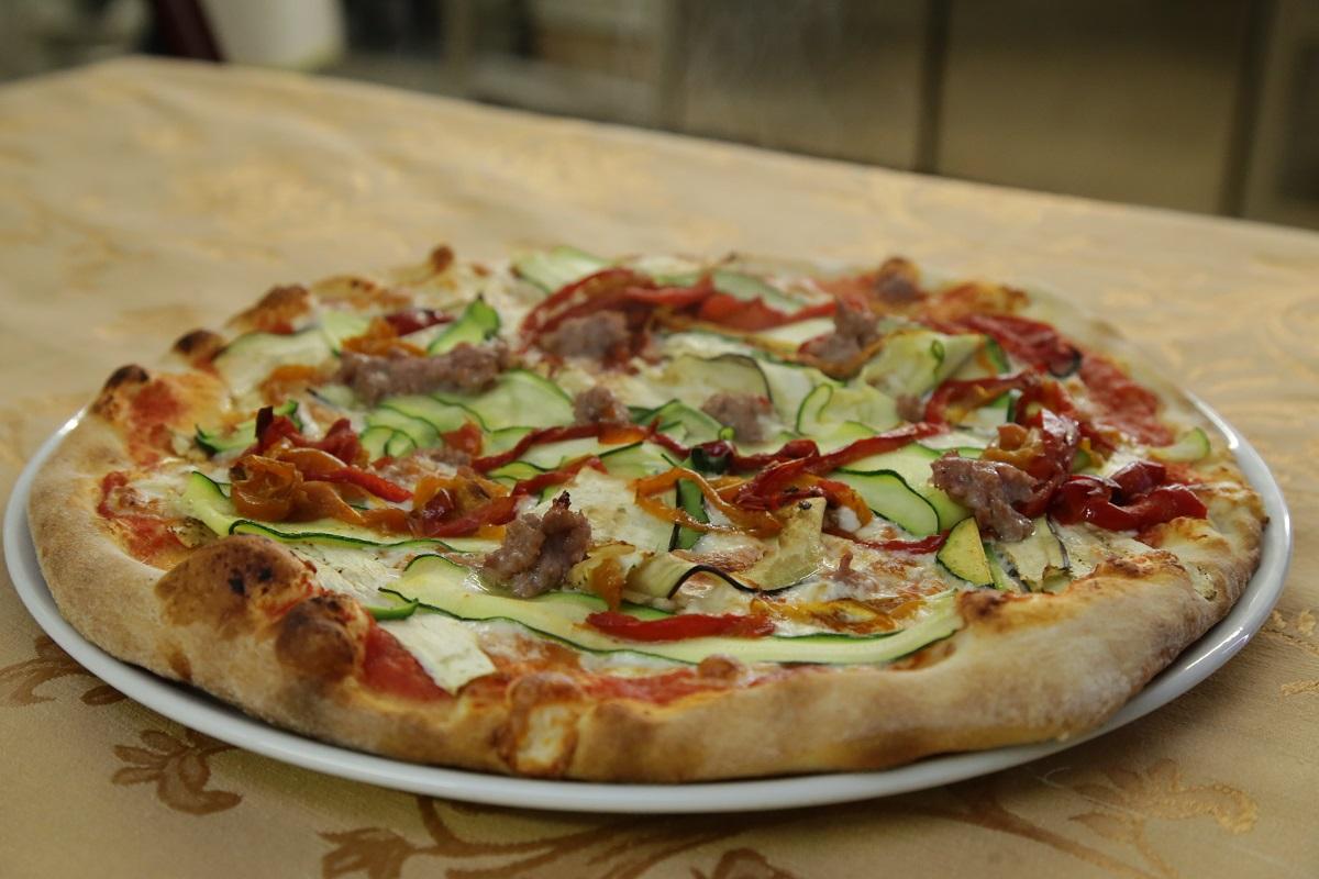 Al pizza time di cogliate la miglior pizza d 39 asporto della for Pizzeria il tocco