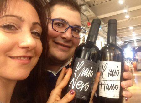 """Alessandra Leone presenta """"Il Mio Nero"""" & """"Il Mio Fiano"""" a Eataly a Milano"""