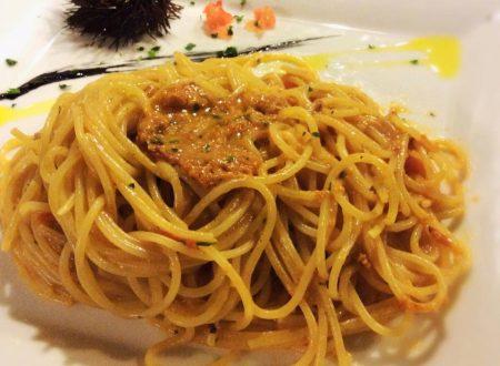 Gli Spaghetti ai Ricci di mare a modo mio….