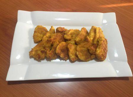 Bocconcini di pollo alla curcuma di Elisa Giovanna Martina