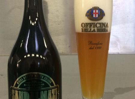 Sandalmazi è la nuova Birra creata dall'Officina della Birra di Cogliate