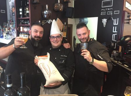 """Strepitoso successo per la serata """"Birra & Risotti"""" targata AlterEgoCafè e lo Chef Simone Pezzulla."""