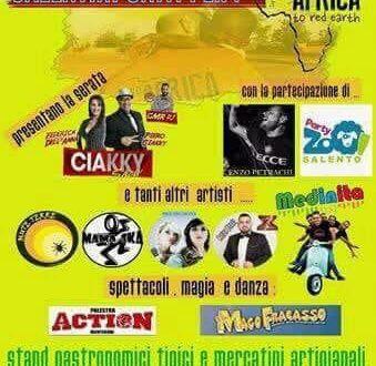 """Il Salento in festa per donare un sorriso a """"We Africa"""""""