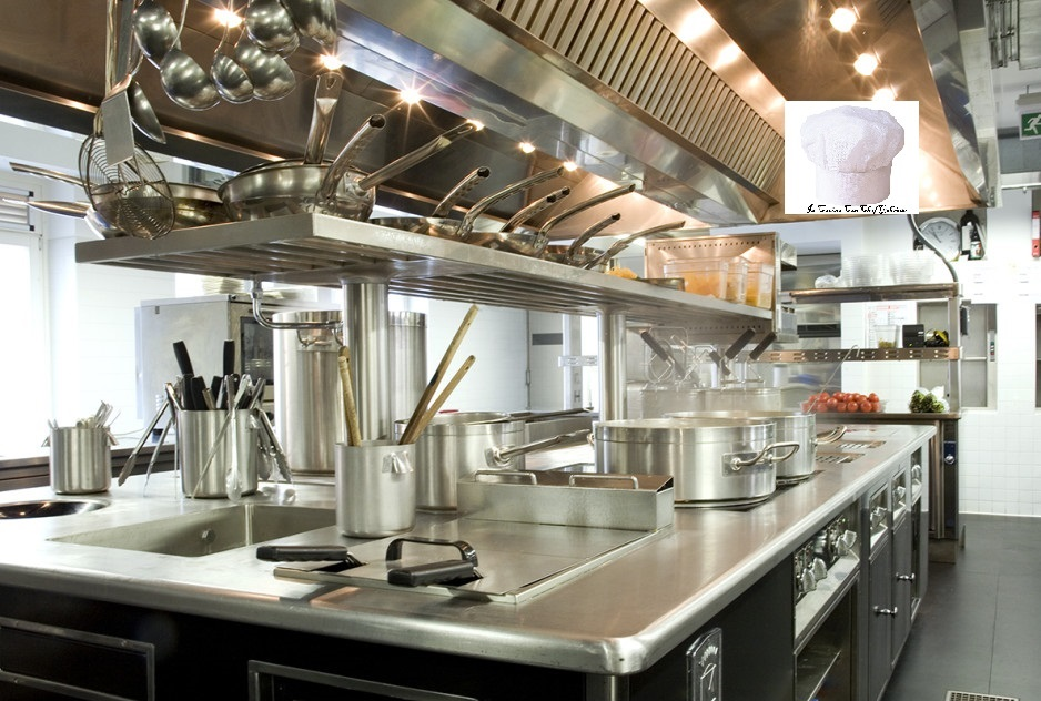 Al\'Alberghiero Con Chef Gabriele 03X08: GLI AMBIENTI DI CUCINA ...