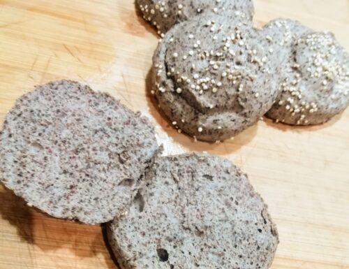 PANINI HAMBURGER CHETOGENICI glutenfree