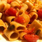 Pasta ai Pomodorini e Olive