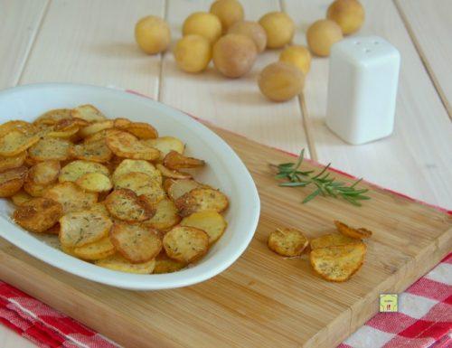 Patatine novelle fritte