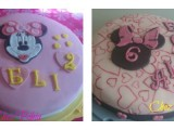 torta minnie collage