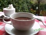 cioccolata calda al caramello