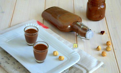 Nutellino o liquore alla nutella