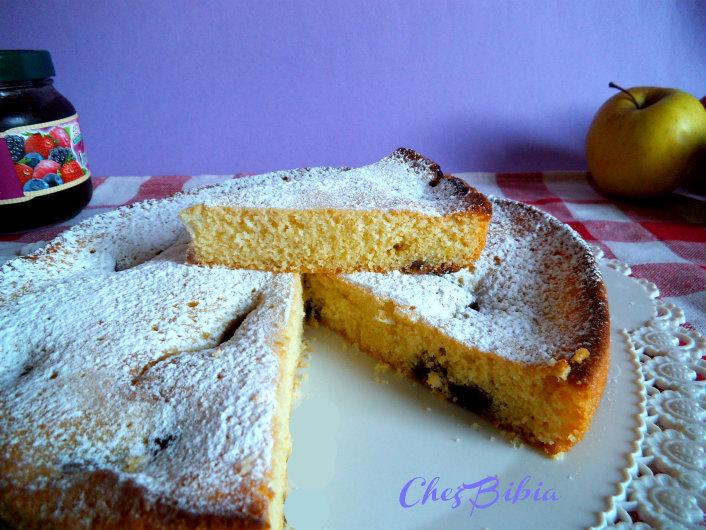 Top Torta soffice con marmellata nell'impasto   Chez Bibia JH84