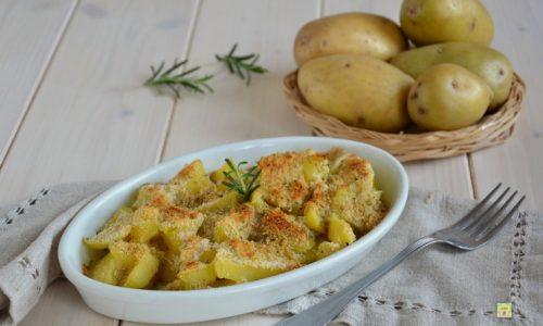 Patate sabbiose, ricetta semplicissima