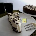 torta fredda trionfo di cioccolato