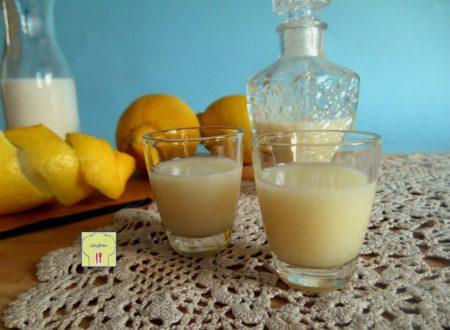 Crema di limoncello, ricetta facile