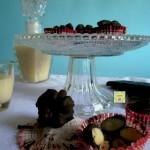 dolcetti mandorle e cioccolato fondente
