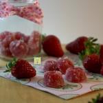 gelatine di frutta alle fragole