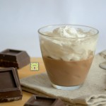 coppa cioccolato e panna tipo malù