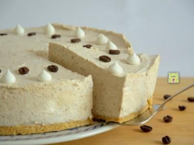 torta fredda al caffe'