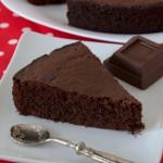 torta al cioccolato fondente gp