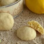 biscotti morbidi al limone