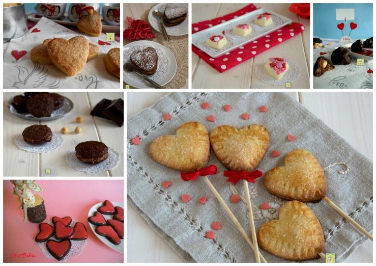 Dolci per san valentino ricette facili e golose for Ricette per dolci facili