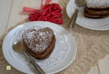 Tortini cuore per San Valentino