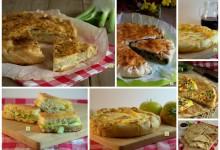 Torte salate per pic nic: 7 ricette facili