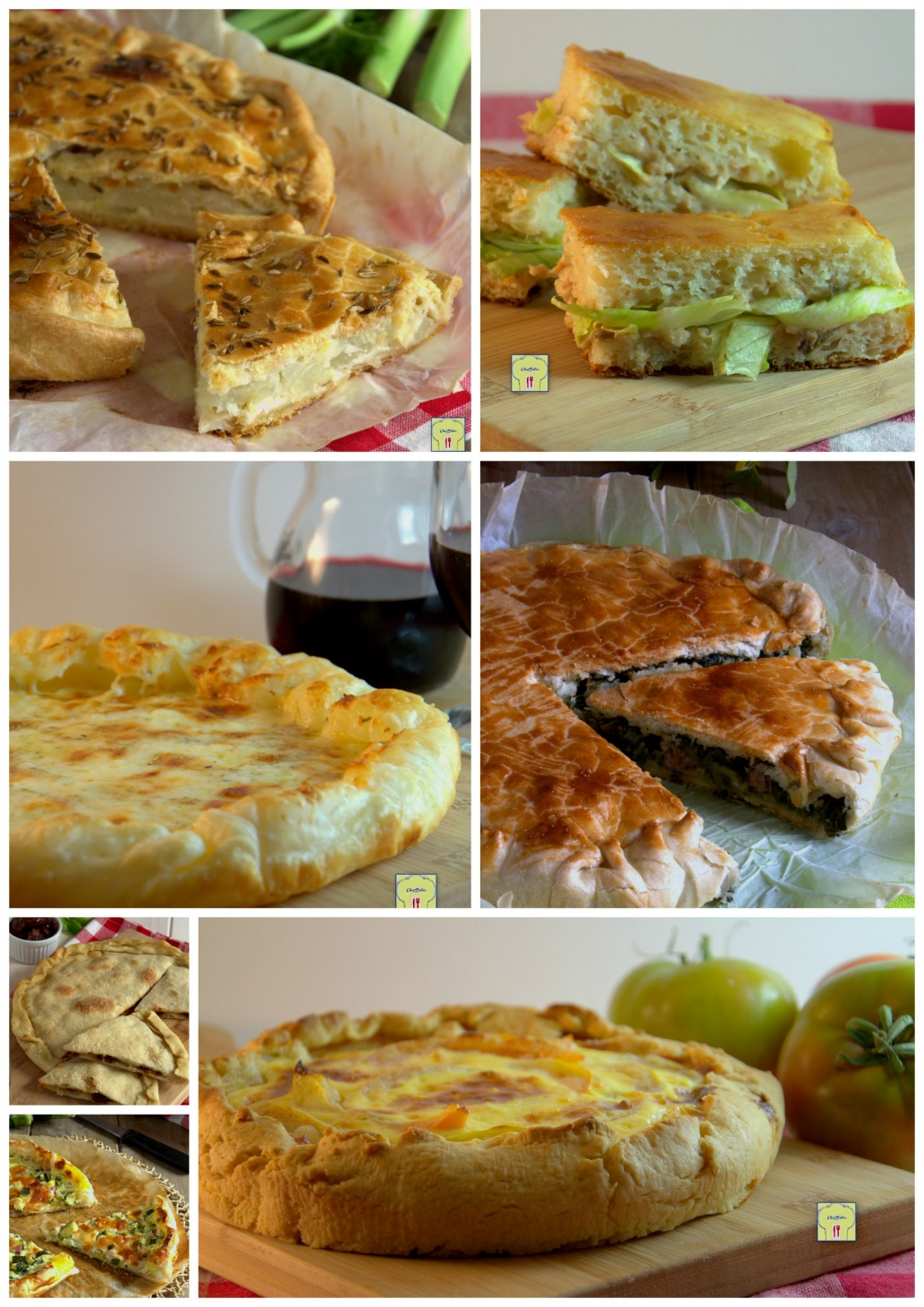 Torte salate per pic nic 7 ricette facili for Torte salate facili