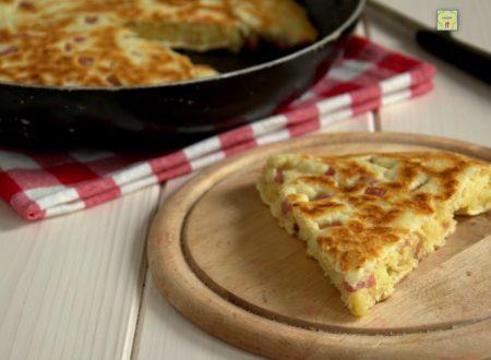 Pizza perugina in padella
