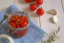 Conserva di pomodorini marinati