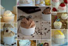 Le 10 migliori ricette di gelato con latte fresco