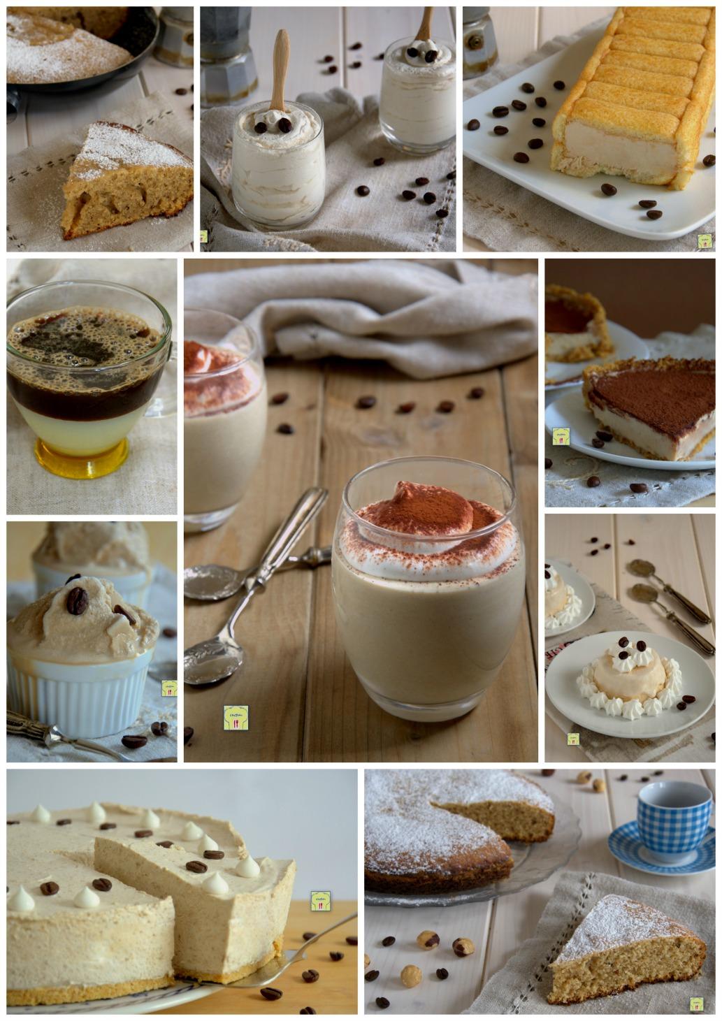Le 10 migliori ricette di dolci al caff for Le migliori ricette di cucina