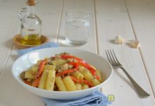 Pasta sardine e peperoni