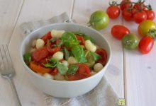 Gnocchi ai pomodorini misti