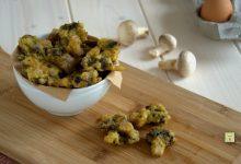 Frittelle di funghi