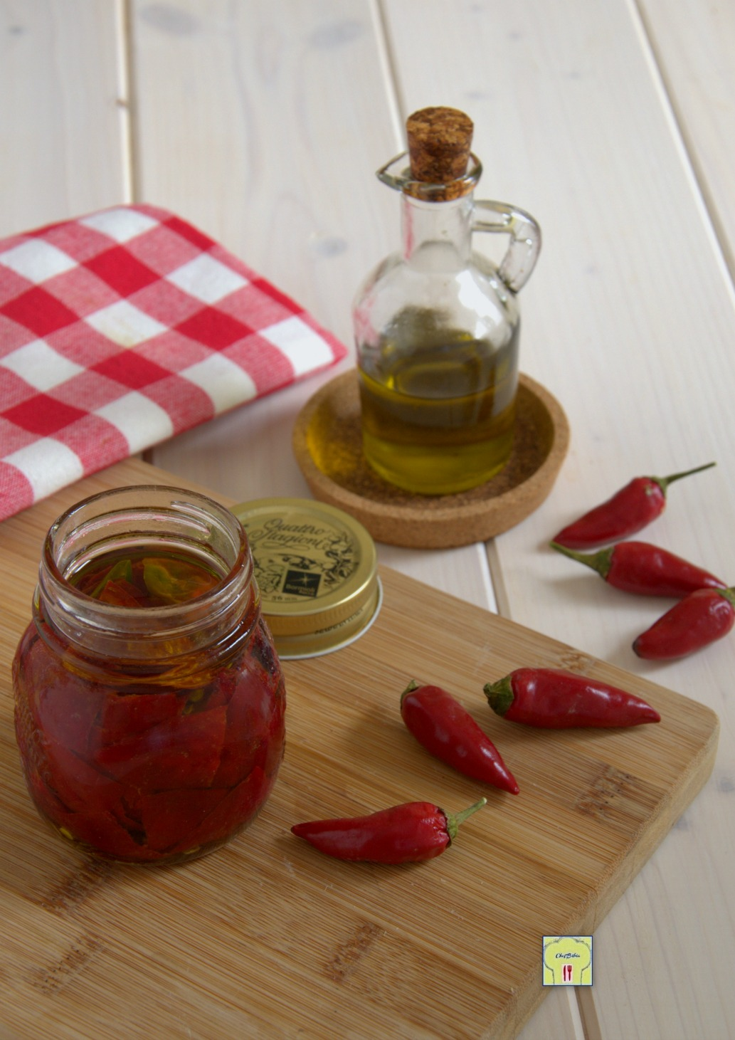 peperoncini freschi sottolio gp