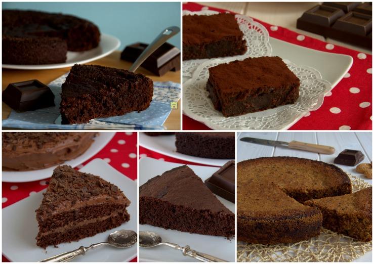 Torta al cioccolato 5 ricette irresistibili