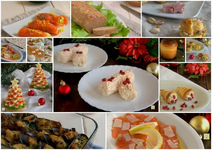 antipasti delle feste di natale ricette di natale facili