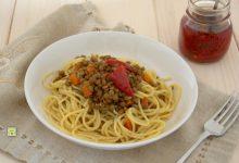 Spaghetti con le lenticchie