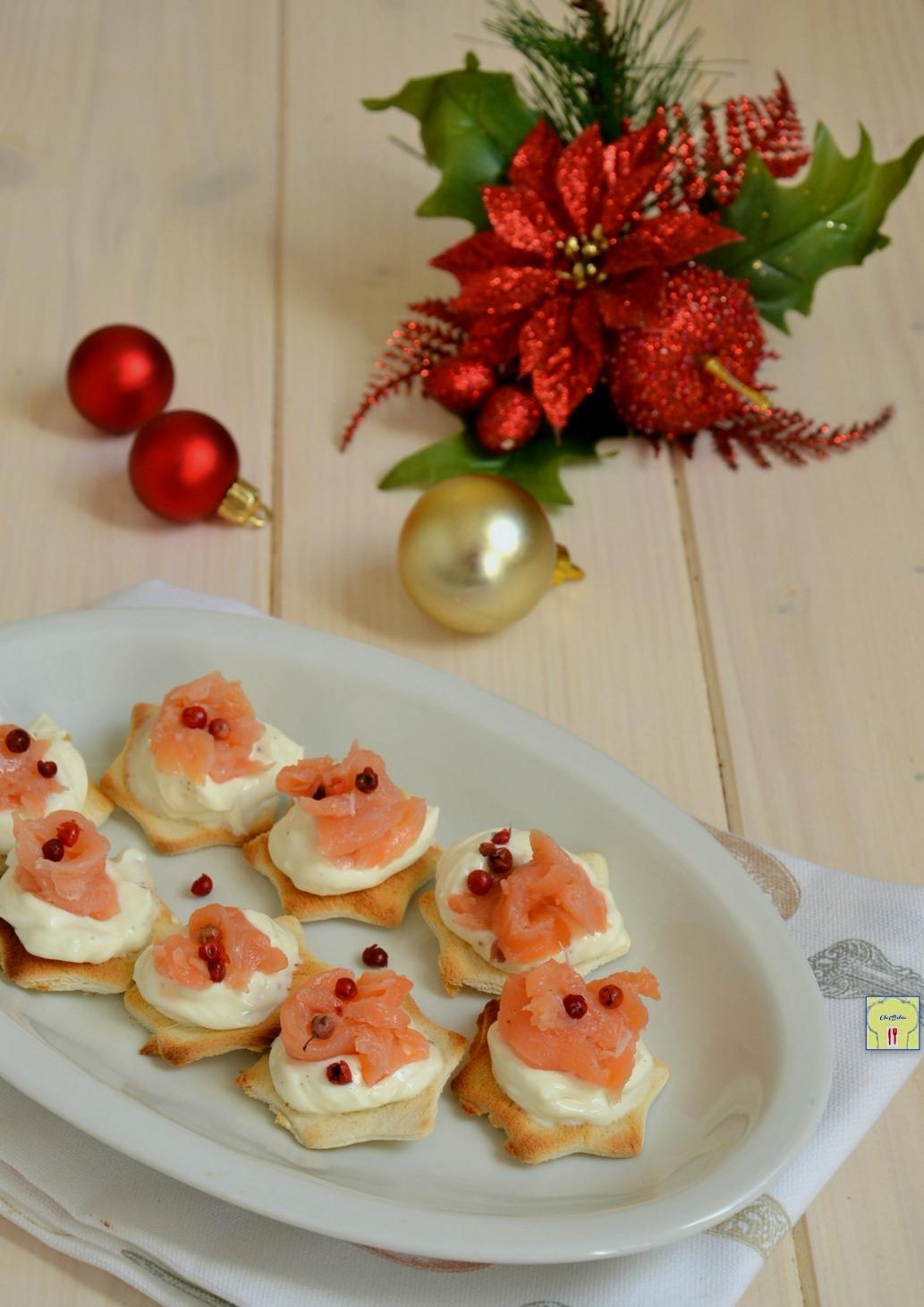 tartine facili al salmone gp