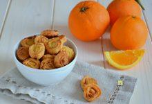 Mini girelle all' arancia