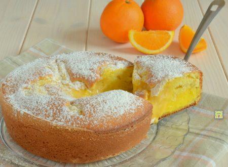 Torta nua all' arancia
