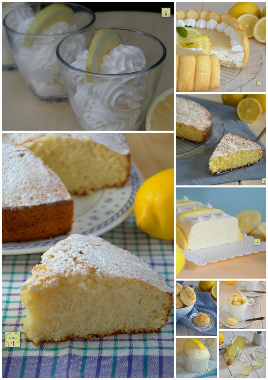 migliori ricette dolci col limone gp