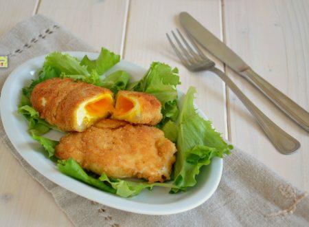 Cotolette di uova alla mantovana