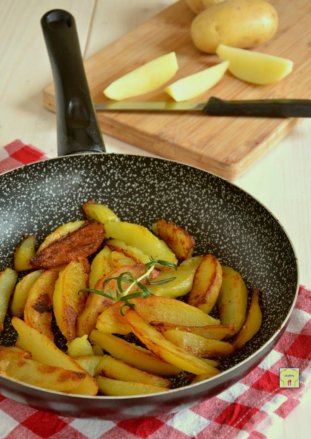 patate croccanti in padella gp