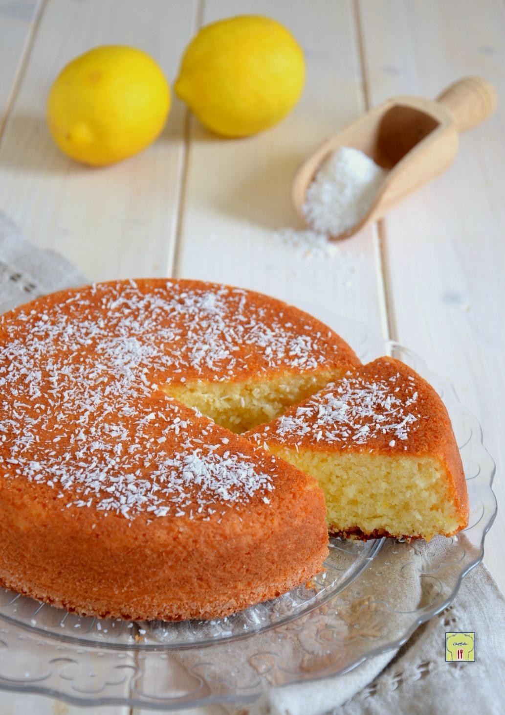 torta cocco e limone gp