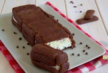 Mattonella mascarpone e cioccolato