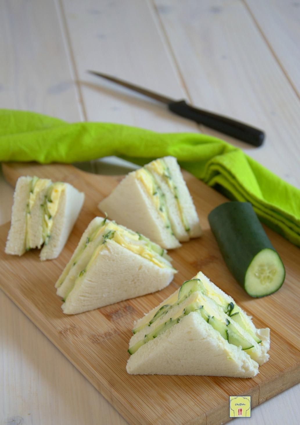 sandwich al cetriolo gp