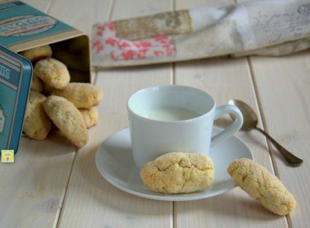 Biscotti da latte della nonna
