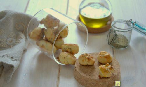 Nodini olio grana e origano